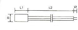CWF2型外形结构与尺寸
